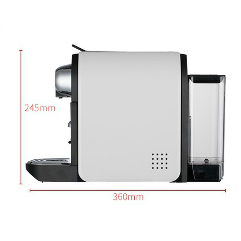 Capsule Coffee Machine Ground Espresso Coffee Maker Hot and Cold Extraction Coffee Powder Making Home Office Helper nespresso 5