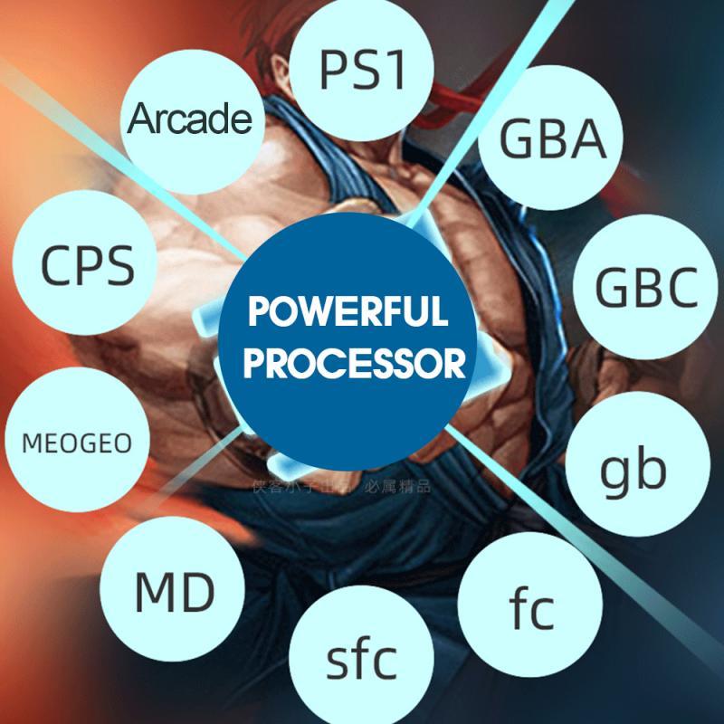 PSP ניו כף יד קונסולת משחקי 5.1 אינץ 8G 128 סיבי קונסולת משחקים מובנית 10,000 משחקים עבור משחק PSP, מצלמה, וידאו, ספר אלקטרוני מישחק להורדה (4)