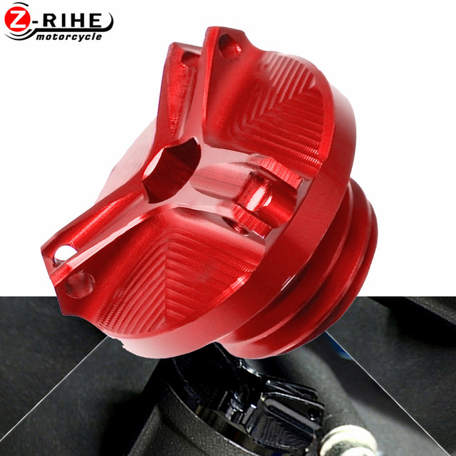 M20*2.5 Motorcycle Accessories Engine Oil Cup Fill Cap Moto For YAMAHA mt-09 mt-09 tracer 2013 2014 2015 2016 2017 Honda CB650F
