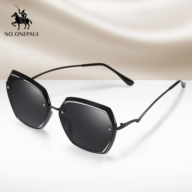 NO.ONEPAUL Men Polarized Sunglasses Classic Brand Sun Glasses Coating Lens Vintage Driving Eyewear For Men/Women Aluminum