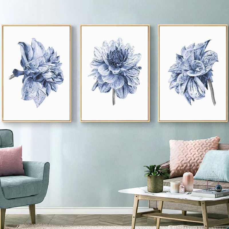 Farmhouse Bedroom Wall Decor Flower