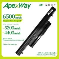 Apexway 6500 mAh Da Bateria Do Portátil Para Acer AS01B41 AS10B31 AS10B3E AS10B41 AS10B51 AS10B5E AS10B61 AS10B71 AS10B73 AS10B75 AS10B7E|Baterias p/ laptop| |  -