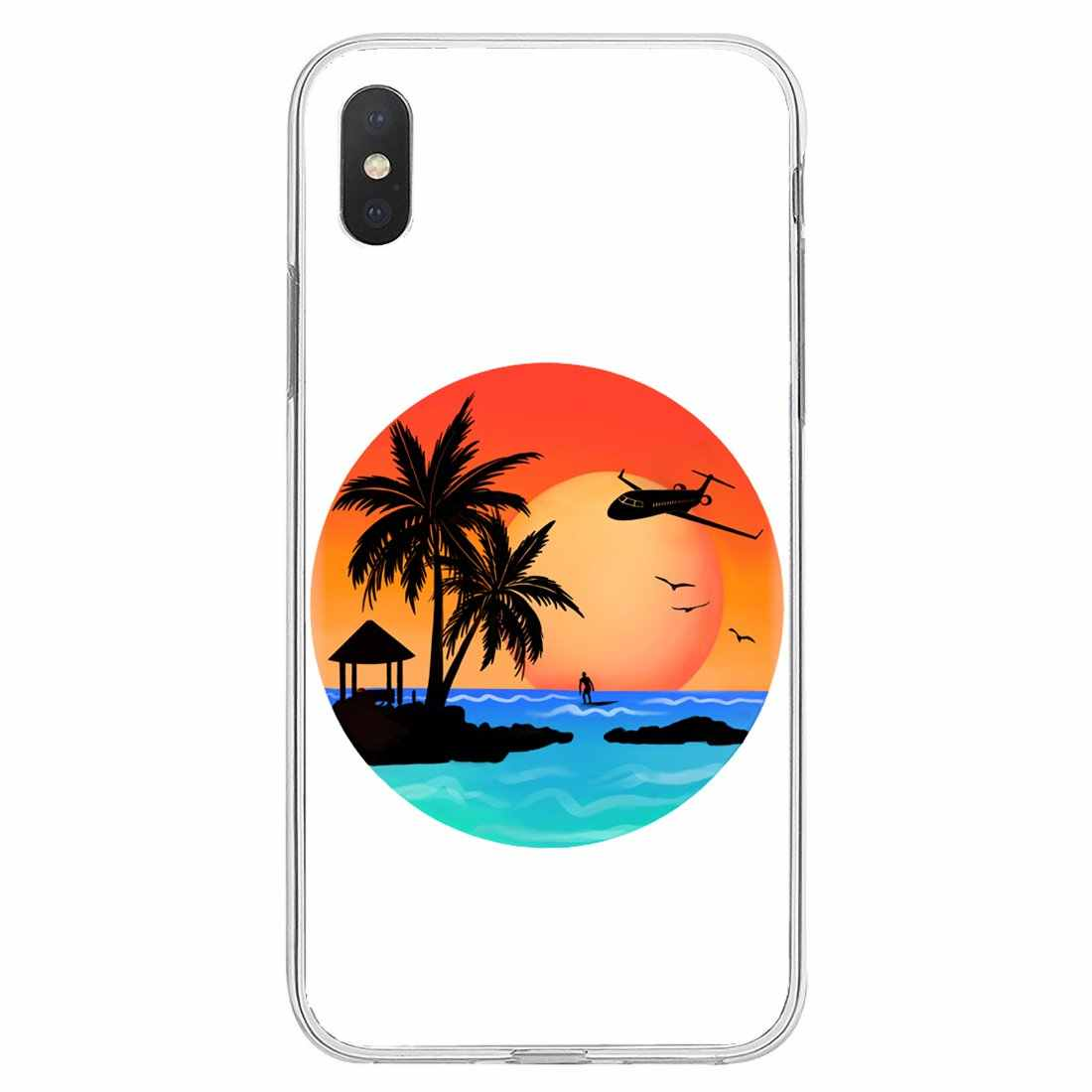 Surfboard Surfing sunset Surfer girl Incredible Silicone Phone Case For Xiaomi Mi3 Mi4 Mi4i Mi4C Redmi Note 2 3 3S Pro 5 Note 5A