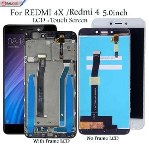 "Image 1 - สำหรับXiaomi Redmi 4 4X 5.0 ""จอแสดงผลLcdหน้าจอสัมผัสเปลี่ยนทดสอบสมาร์ทโฟนหน้าจอLCD Touch Digitizer Assembly"