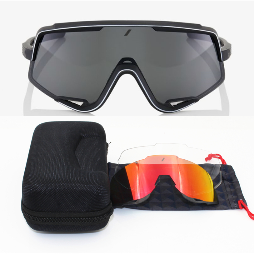 Glendale S2 Polarized Outdoor Sports Bicycle Sunglasses Men Gafas Ciclismo MTB Cycling Glasses Eyewear Peter Speed