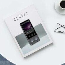 A5 1,8 pulgadas 8G MP3 reproductor de música Bluetooth HiFi Audio grabadora FM Radio