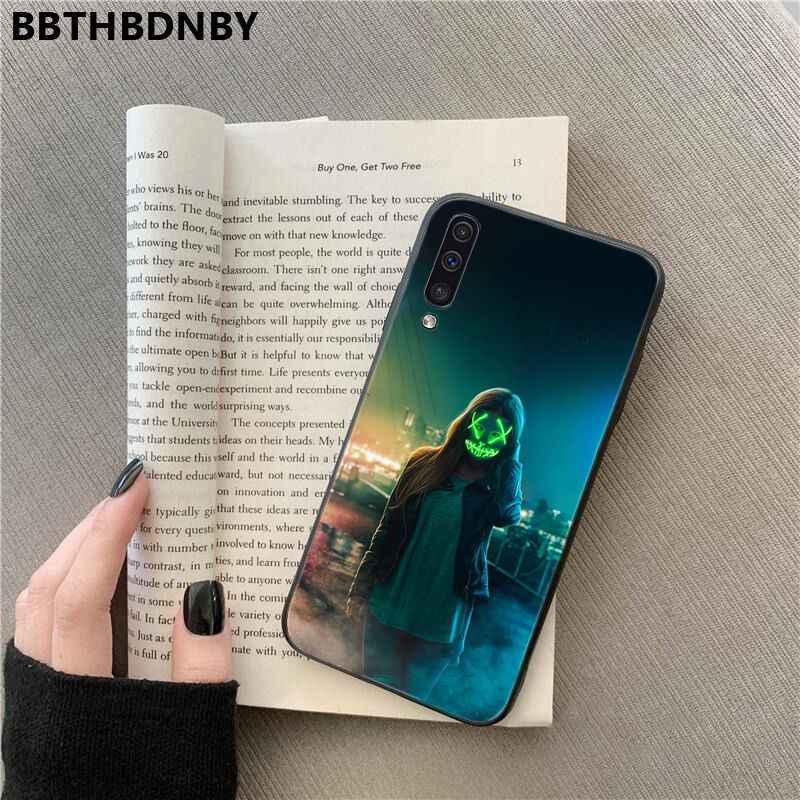 DJ Marshmello Cho Galaxy A7 2018 Pochette Mẫu Điện Thoại Etui Dành Cho Dành Cho Samsung Note 3 4 5 7 8 9 10 pro A7 2018 A10 A40 A50 A70 J7 2018