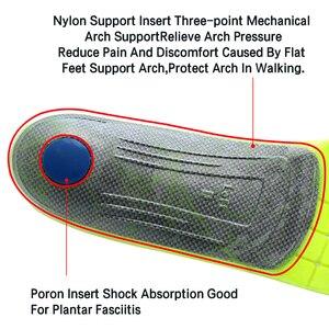 Image 5 - 3ANGNI wkładki podkładka do śródstopia buty ortopedyczne wkładka dla kobiet mężczyźni płaskostopie korektor podeszwowa Fasciitis ból podeszwa protector