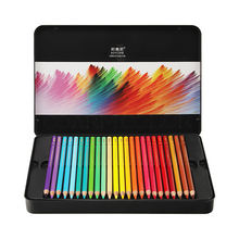 Nyoni 24/36/48/72 цветные карандаши на масляной основе lapis
