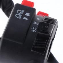 6+ 3 Kill Start светильник дроссель переключатель для 50/70/90/110/125 cc ATV