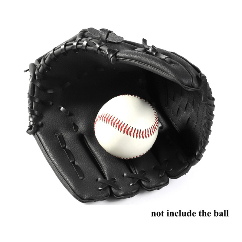 Outdoor Sports Baseball Glove Softball Practice Equipment Size 10.5/11.5/12.5 Left Hand