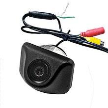 Câmera do carro universal para ccd/sony ccd traseira | frente | câmera de visão lateral câmera de backup reversa visão noturna appr.180deg fishview