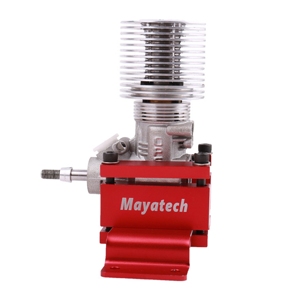 Running-in Bench Methanol Engine For Mayatech CNC RC Aero-model Gasoline Engine Test Bench image
