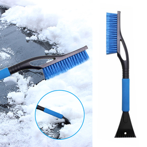 2019 NEW high quality Car Vehicle Snow Ice Scraper Snow Brush Shovel Removal Brush Winter tools for the car JU 26(China)