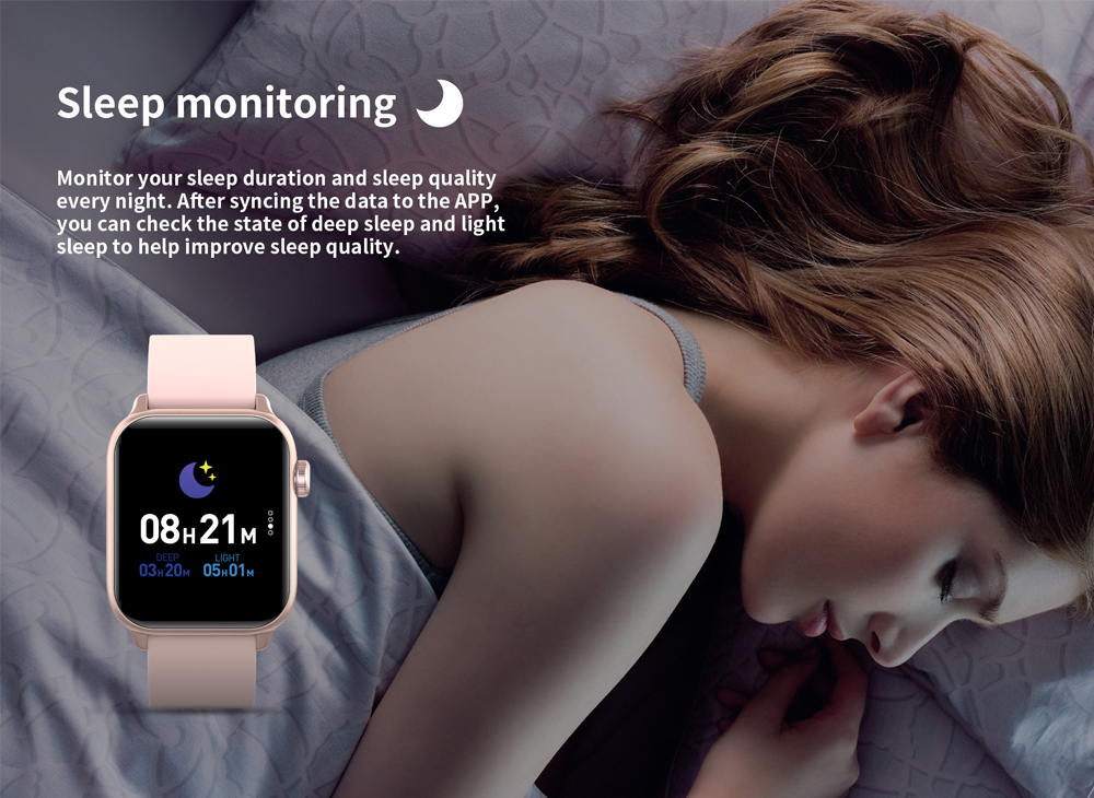 dwaterproof água freqüência cardíaca smartwatch para android ios gts relógio