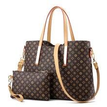 2pc/set Neverfull Bag Women Designer Purses and Handbags Vintage Bolsas Tote