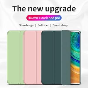 Умный чехол для сна для Huawei, 2019, матепад Pro10.8