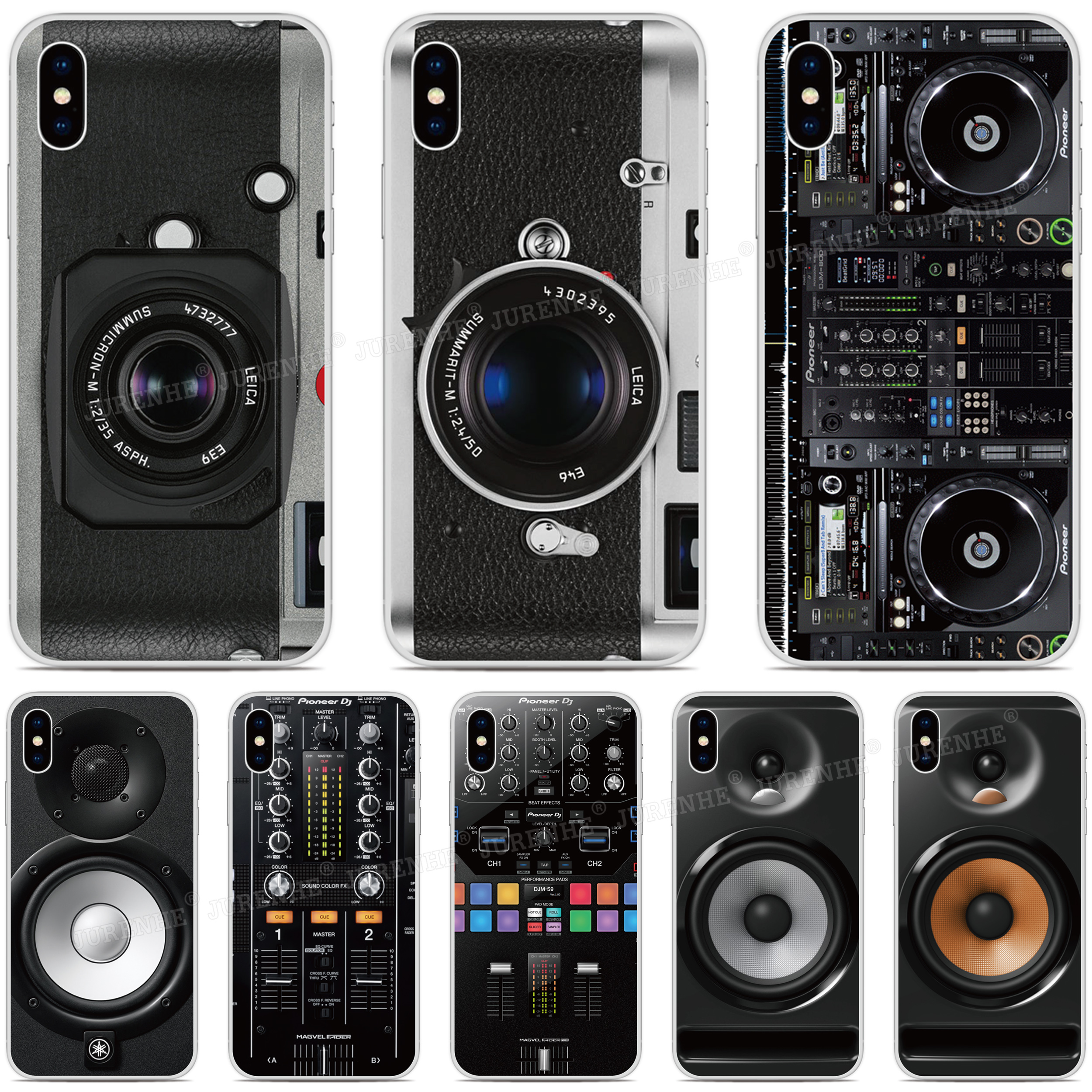 Rubber Soft TPU Camera Speaker Pattern Phone Case For <font><b>Oukitel</b></font> C17 C16 <font><b>C15</b></font> C13 C12 C18 <font><b>Pro</b></font> K9 U25 <font><b>Pro</b></font> U22 Fundas Silicone <font><b>Cover</b></font> image