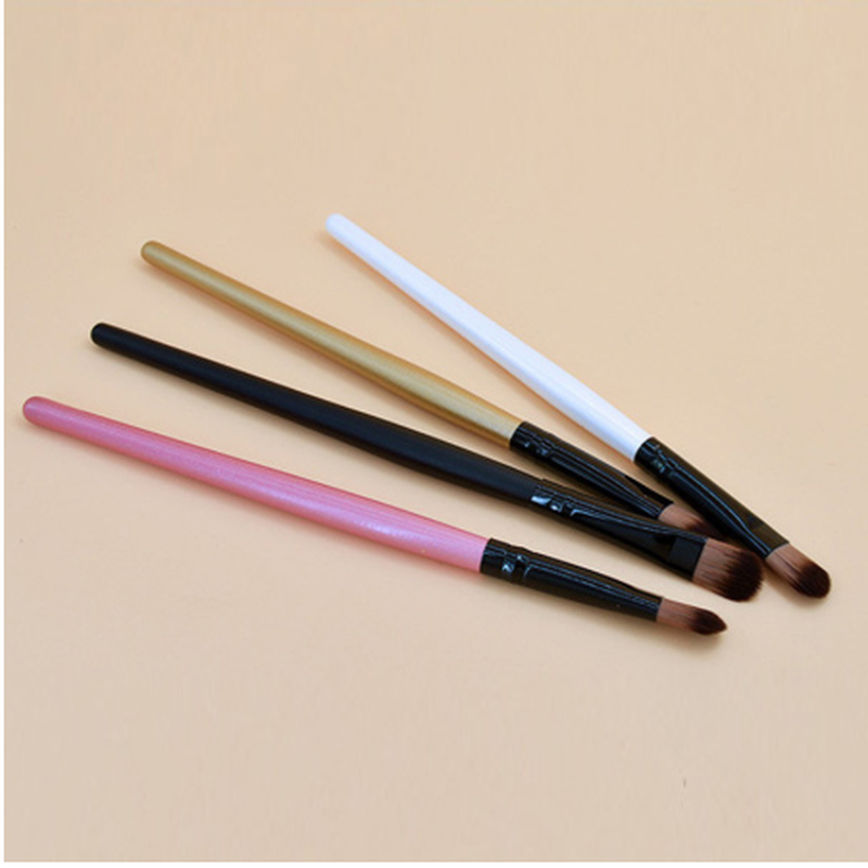 1PCS Makeup Brush Eye Shadow Blending Eyeliner Eyelash Eyebrow Foundation Blush Make Up Brushes Professional Women Cosmetic Tool