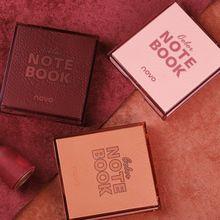 NOVO Fashion eyeshadow palette 9 Colors Matte EyeShadow naked palette Glitter ey