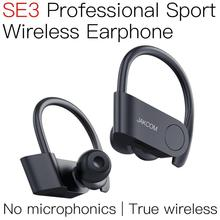 Jakcom SE3 Professional Sport Wireless Earphone as Earphones Headphones in tws i500 steelseries super bass earphones