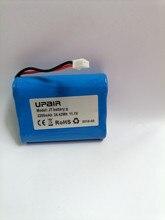 Аккумулятор 11,1 В 2200 мАч для светильник Ки, инструментов, видео, динамика, монитора, очистителя или других источников резервного питания
