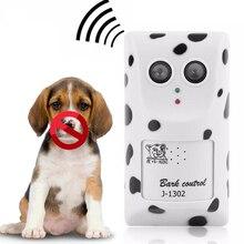 Hund Anti Bark Training Gerät Ultraschall Hund Repeller Trainer Training Ausrüstung Hund Anit Bellen Ausbildung Clicker Haustier Liefert