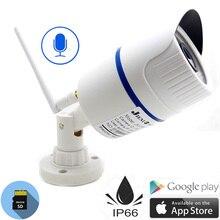 Ip Kamera Wifi 1080P Outdoor 960P 720P Cctv Sicherheit Video Drahtlose Onvif 2mp Überwachung Audio Ipcam Nacht vision Home Kamera