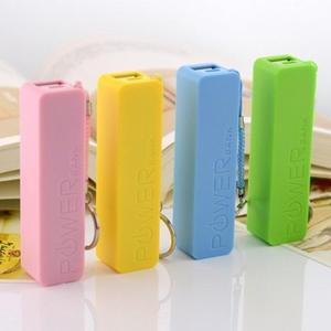 1pcs Portable 18650 Power Bank