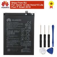 Batterie de téléphone d'origine HB396286ECW Pour Huawei Honor10 Lite Pour P Smart 2019 Y5 Y550 G521 Nova2 Plus Mate 9/10 Lite P10 Honor 9