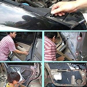 Image 4 - 1000pcs/set Automotive Plastic Rivet Car Fender Bumper Interior Trim Push Pin Clips Kit Car Accessories With 6 Inch Tool