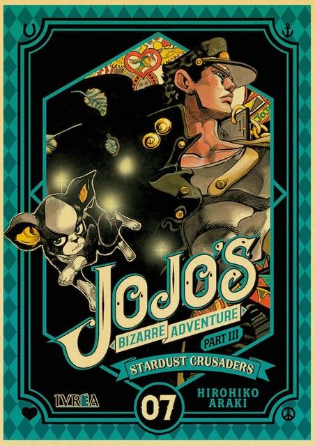 Anime JoJo Poster