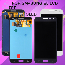 LCD Lcd-Panel E5-Display Samsung Galaxy Touch-Screen Catteny for with Digitizer-Assembly