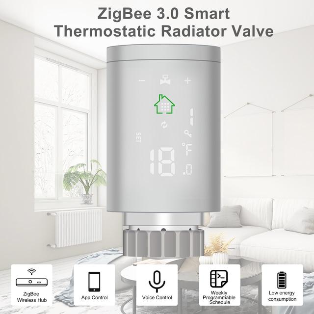 Válvula Termostática ZigBee 2
