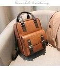 Laamei Vintage Leath...