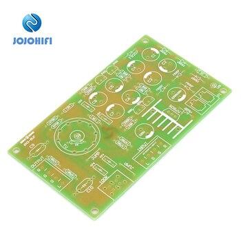 цена на DIY PCB Board for 6N3 Tube Buffer Preamplifier Pre AC12V Amplifier Board