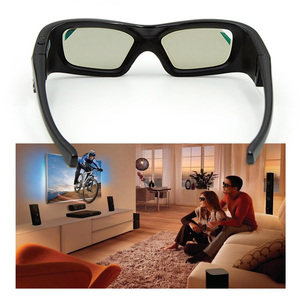 Image 5 - GL410 3D Glasses for Projector Full HD Active DLP Link glasses for Optama Acer BenQ ViewSonic Sharp Dell DLP Link Projectors