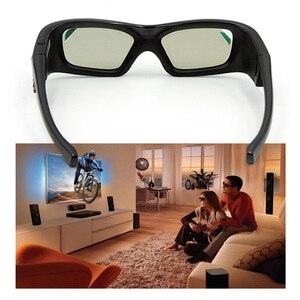 Image 5 - GL410 3D gözlük projektör Full HD aktif DLP Link gözlük için Optama Acer BenQ ViewSonic keskin Dell DLP bağlantı projektörler