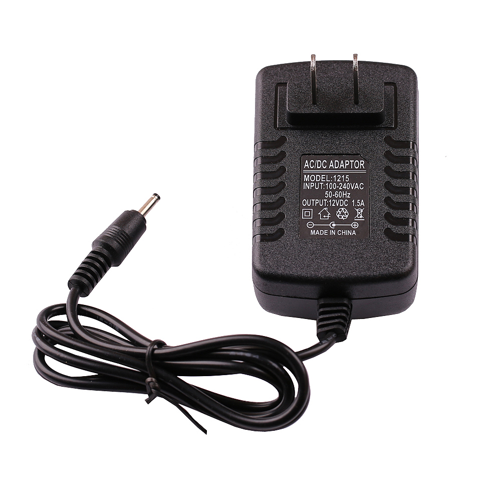 Qkens For Acer Iconia Tab A500 A100 A501 A200 W501 Tablet PC 12V 1.5A Power Adapter Travel Wall Charger Power Supply