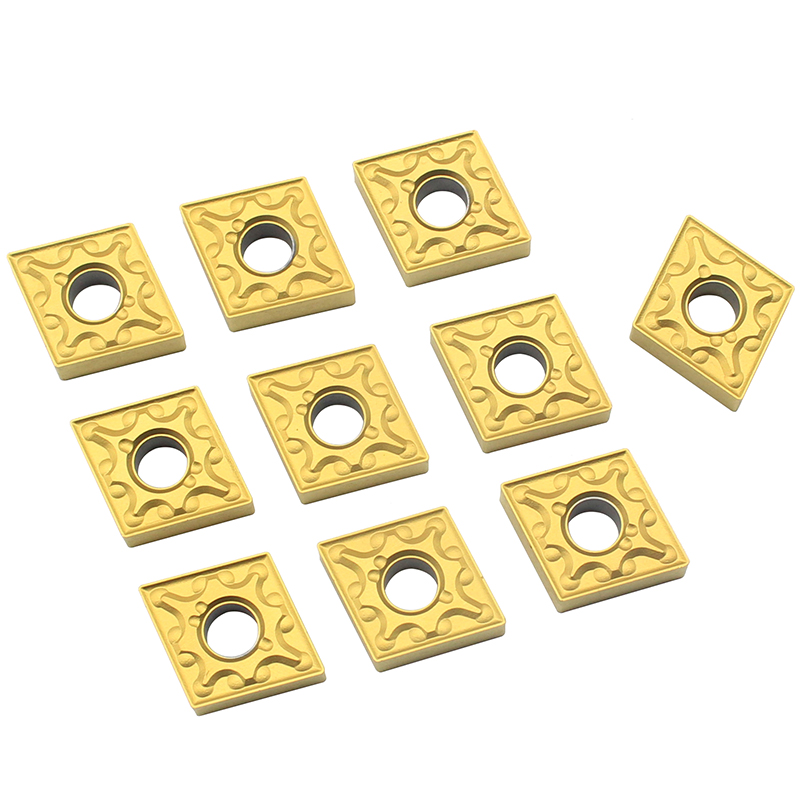 <font><b>CNMG120404</b></font> MA UE6020 External Turning Tools Metal Carbide Inserts Turning Tools Machine Tool Parts Lathe Tool image