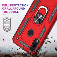 Shockproof Case For Redmi Note 7 K20 Pro Kickstand Military Grade Cover Xiaomi Mi 9 SE CC9 CC9E A3 Lite Phone