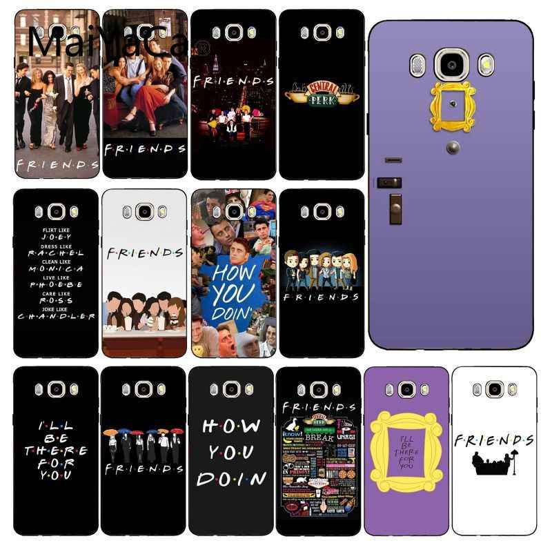 Maiyaca przyjaciółmi program telewizyjny, jak robisz etui na telefon dla Samsung Galaxy J7 J6 J8 J4 J4Plus J7 DUO J7NEO J2 J7 Prime