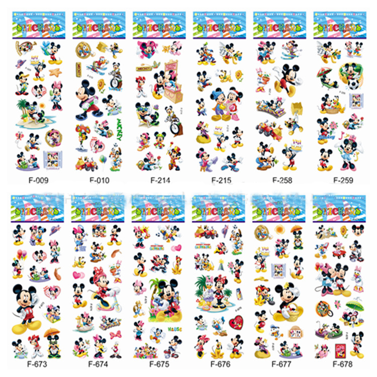 24-sheets-Anime-Mouse-Minnie-Mickey-Stickers-Laptop-Car-Styling-Phone-Luggage-Bike-Motorcycle-Cartoon-Pvc