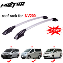 Luggage-Bars Roof-Rack Nissan Nv200 Beautiful for High-Quality Aluminum-Alloy Make-Your-Car