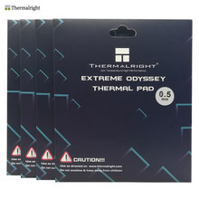 Thermalright ODYSSEY Heat Dissipation Silicone Pad CPU/GPU Graphics Card Thermal Pad Motherboard Silicone Grease Pad 12.8 w/mk