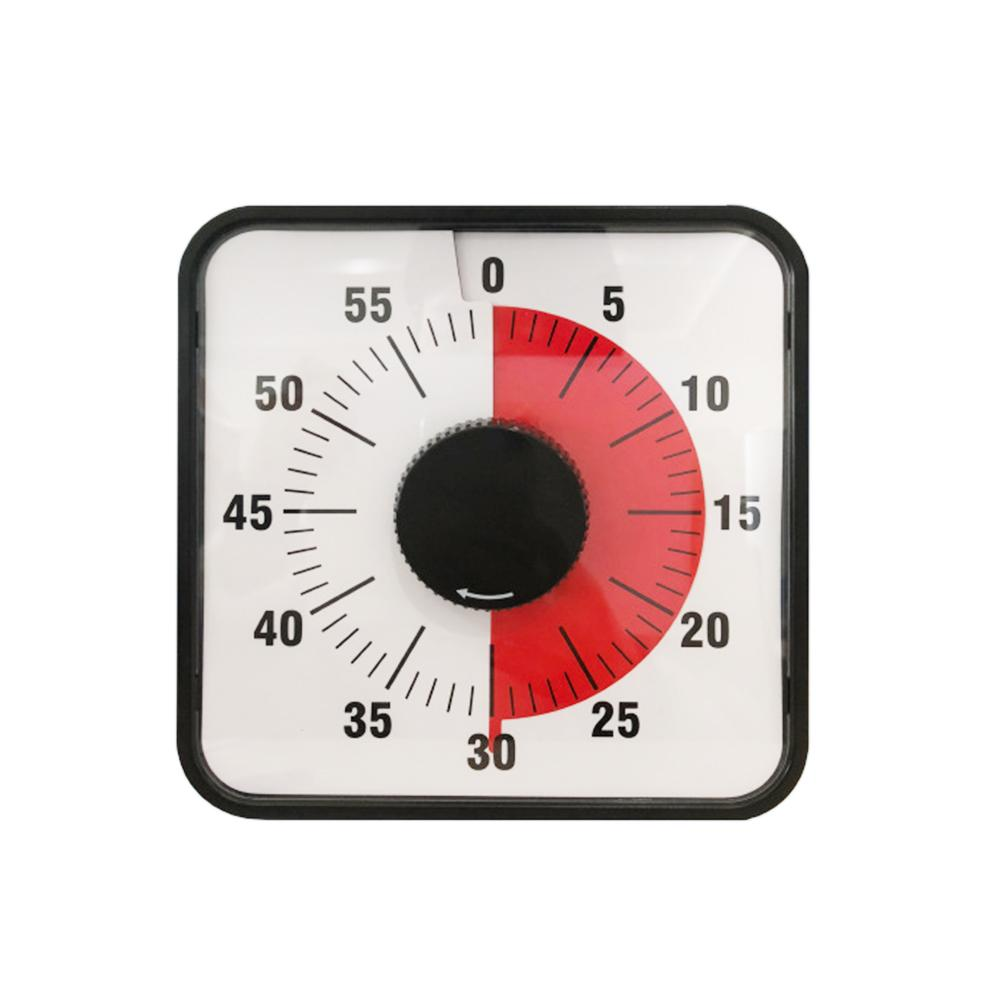 Image 3 - Visual Timer 60 Minute Timing Set Back Leg Stands Countdown Clock Kitchen Baking Timer For Classroom or Conference-in Kitchen Timers from Home & Garden