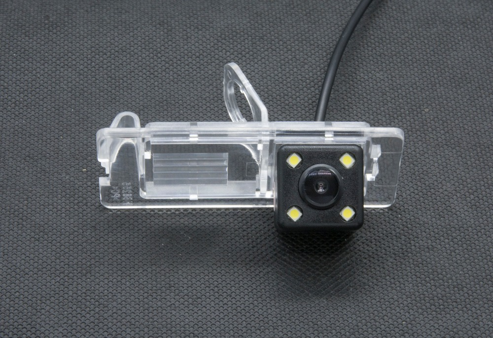 Renault Duster 11/12-Renault Fluence Only Rearview Camera CCD High-definition Car Image