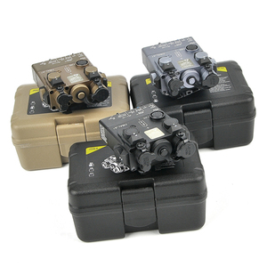 Image 5 - PEQ 15A DBAL A2 デュアルビーム目指すレーザー IR & レッドレーザーと LED 白色光照明リモートバッテリーボックススイッチ