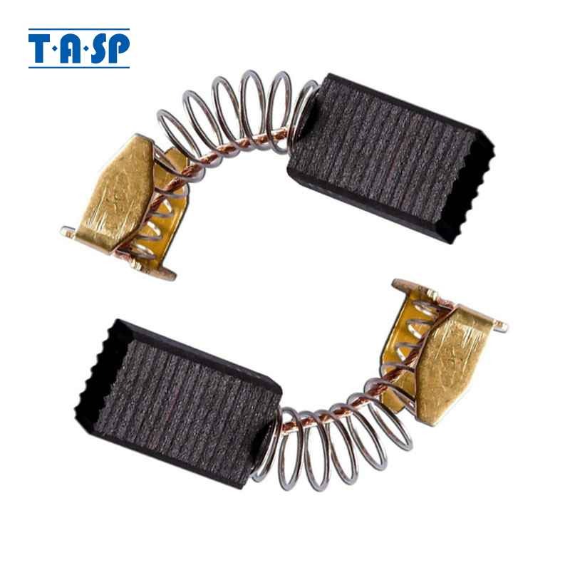 TASP Carbon Brushes 5x8x12mm 5 Pairs For Makita CB 51 CB51