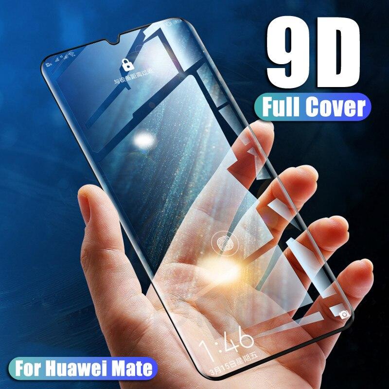 Galleria fotografica 9D Vetro di Protezione per per <font><b>Huawei</b></font> P30 P20 Pro P20 P10 Lite Più P di Smart 2019 di Sicurezza Temperato Dello Schermo pellicola di Protezione in Vetro